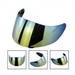 Arany Motorkerékpár szélvédő sisak objektív visor teljes arcát illeszkedő AGV K1 K3SV K5