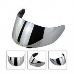 Ezüst 1 x AGV K1 K3SV K5 motorkerékpár szélvédő sisak Lens Visor teljes arc