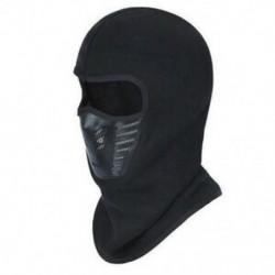 * 6 Fekete Kültéri szélálló sí motorkerékpár kerékpározás balaclava teljes arc maszk kalap nyak sál