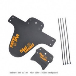 narancs 2Pcs kerékpár legkönnyebb MTB sárvédők gumiabroncs gumiabroncs kerékpáros sárvédőknek