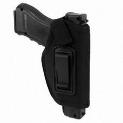 Fekete Kompakt Subcompact Pistols rejtett övcsomaghoz Ambidextrous IWB Holster