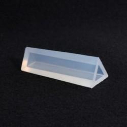 * 1 1db háromszög alakú prizma (4.8X0 ... 1 / 7pcs szilikon öntvény DIY készítése penész gyanta kézműves nyaklánc