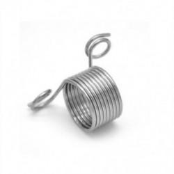 S Fonott kötés gyűrű ujj gyűszű szerszámok Fonal tű tű varrás kiegészítők