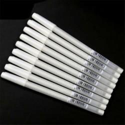 1db fehér gél tintatoll művész archívum finom tipp vázlatos festés tollak rajzolásához