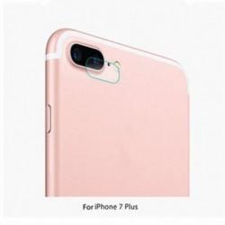 IPhone 7 Plus esetén 9H keménységű hátsó kamera lencse edzett üvegfilmvédő készülék iPhone 7/7 Plus számára