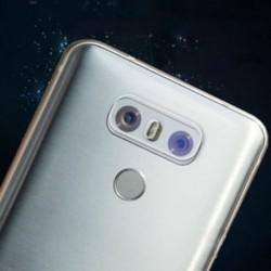 LG G6 9H edzett üveg hátsó kamera lencsevédő fedőfólia védőfólia LG G6 G5 V20 készülékhez