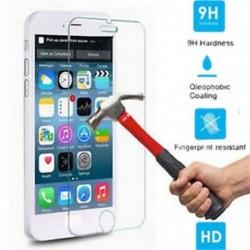 IPhone 6 Plus / 5.5 &quot esetén Iphone Samsung LG 100% -os eredeti edzett üvegfólia fedővédő