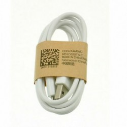 fehér Új USB adat töltő kábel kábel szinkron töltő Samsung Galaxy Megjegyzés S2 S3 S4