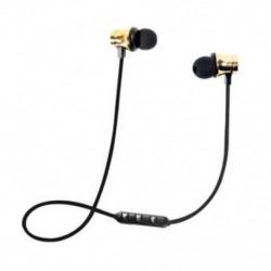 Arany Bluetooth 4.2 sztereó fülhallgató fülhallgató mágneses vezeték nélküli fülhallgató fülhallgató