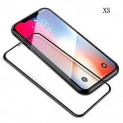 Az Iphone XS-hez 9H   Real Premium edzett üveg képernyővédő fólia Apple iPhone XS Max XR készülékhez