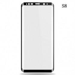 Samsung S8-hoz 6D teljes lefedettségű képernyővédő edzett üveg Samsung Galaxy S9 S8 Plus készülékhez