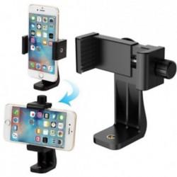 Univerzális okostelefon fekete állvány adapter mobiltelefon tartó tartó adapter Hot