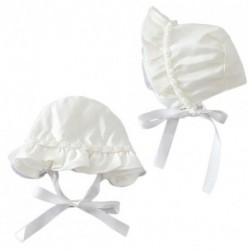Kislányok Bébi sapka fehér hercegnő kalap
