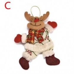 1db 180x145mm-es Rénszarvas dísz - Karácsonyi dekoráció - 22 C