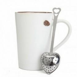 * 4 Rozsdamentes acél tea infúziós laza tea levélszűrő gyógynövény fűszer szűrő diffúzor