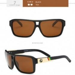 * 7 DUBERY Férfi polarizált napszemüveg kültéri vezetési férfiak női sport szemüveg