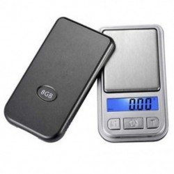 200 g * 0,01 5 kg / 200 g Mini digitális LCD elektronikus mérleg súly zseb ékszer gyémánt skála