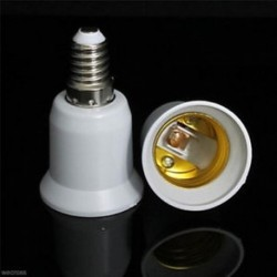 E14 - E27 E27 - 1 / 5E27 alap LED átalakító adapter aljzat Splitter könnyű lámpa izzó tartó