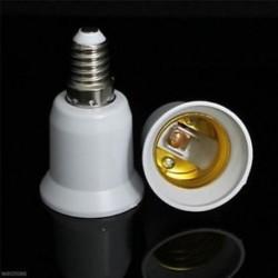 E14 - E27 E27 1 - 3 / 5E27 LED lámpa izzó bázis aljzat Splitter tartó átalakító Mentés