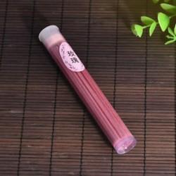 Rózsa 50 pálca füstölő égő Természetes aroma szantálfa vanília rózsalevegő