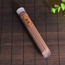 Vanília 50 pálca füstölő égő Természetes aroma Vanília rózsa szantálfa légfrissítő