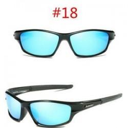 * 18 DUBERY Férfi sportos polarizált vezetési napszemüveg kültéri lovaglással