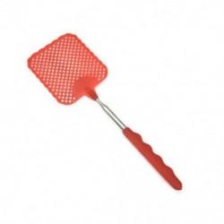 Piros 73 cm-es hosszabbítható műanyag teleszkópos szúnyoghullámos pocsolya megakadályozza a fogó bug pestet