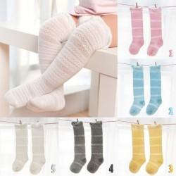 1 db lány gyermek kislány baba zokni térd zokni comb zokni