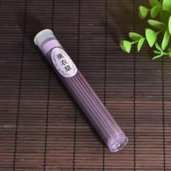 Levendula 50 pálca füstölő égő Természetes aroma Vanília szantálfa rózsa légfrissítő Új
