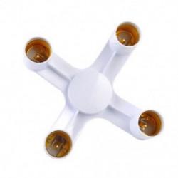 E27 1-4 E27 3/4/5 in 1 E27 LED fénylámpa alapadaptere izzótartó átalakító foglalat elosztó