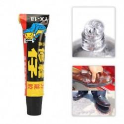 18ml Super ragasztó javító ragasztó cső erős kötés bőr cipő gumi vászon