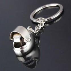 * 33 sisak Unisex kreatív ötvözet fém kulcstartó autó kulcstartó kulcstartó iránytű kulcstartó gyűrű