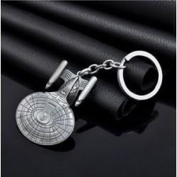 * 38 Falcon hadihajók Unisex kreatív ötvözet fém kulcstartó autó kulcstartó kulcstartó iránytű kulcstartó gyűrű