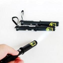 Vicces elektromos sokkoló sokk villanófény Toy Joke Gadget Tréfa Gick