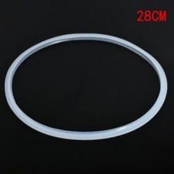 28cm Szilikon gumi tiszta tömítés otthoni nyomólap tömítőgyűrű csere Új