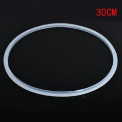 30cm Szilikon gumi tiszta tömítés otthoni nyomólap tömítőgyűrű csere Új