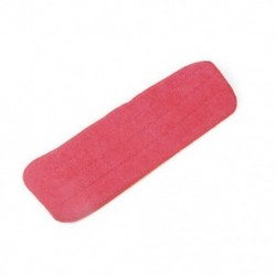 Piros Gyakorlati háztartási portisztító újrafelhasználható mikroszálas betétes szerszám új spray-hez