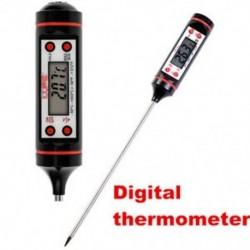 Elektronikus hús hőmérő konyhai eszközök Digitális élelmiszer szonda BBQ hőmérők