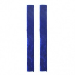 Kék 2 PCS konyhai készülék fogantyú fedő dekor smudges ajtó hűtőszekrény sütő hűtőszekrény