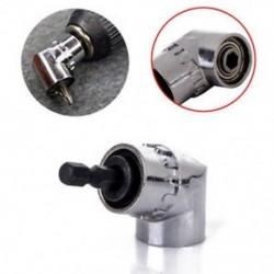 HQ 105 ° -os szög 1/4 &quot 6 mm-es hosszabbító húzófúró csavarhúzó foglalat-tartó adapter