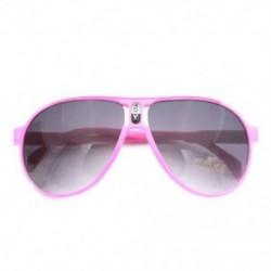 Rózsaszín Gyerekek kültéri ANTI-UV napszemüveg fiúk lányok szemüvegek árnyalatok szemüveg szemüveg