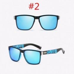 * 2 DUBERY Férfi polarizált sport napszemüveg kültéri vezetési halászati szemüveg