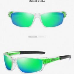* 6 DUBERY férfi polarizált napszemüveg kültéri sport lovaglás horgászat szemüveg szemüveg JP