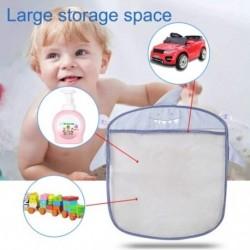 1X (Fürdőszoba összecsukható tartós baba gyerek cápafürdős játékok, tok, tároló háló Mes F8Y9