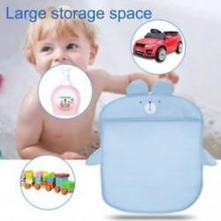 Fürdőszoba összecsukható tartós csecsemőgyermekek, fürdőkád játékok, tok, hálószem Bah S2U5