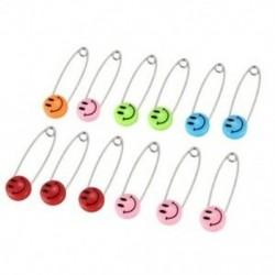 2X (mosolygós aranyos baba gyerek csecsemő gyerekek színes csapok Biztonságos biztonságos tartás Clip Lo R5T8