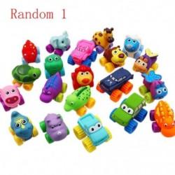 Puha gumijármű mászó autó fürdővíz puzzle Gyerekjátékok B5H2
