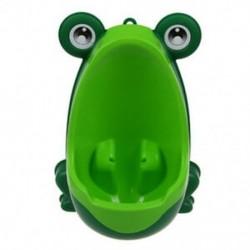 Baby Boys Gyerek kisgyermek bili edző Pee Trainer Mini WC (békazöld) M1R3