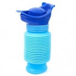 5X (Hordozható Családi Unisex Mini WC-piszoárvödör utazáshoz és a Kid Pott A0M2