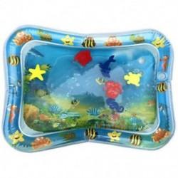 Felfújható vízzel tölthető baba szőnyeg szórakoztató játék gyerekeknek